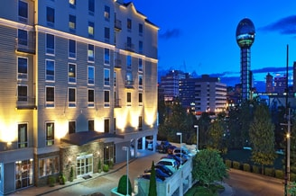Four Points by Sheraton Knoxville Cumberland House Hotel