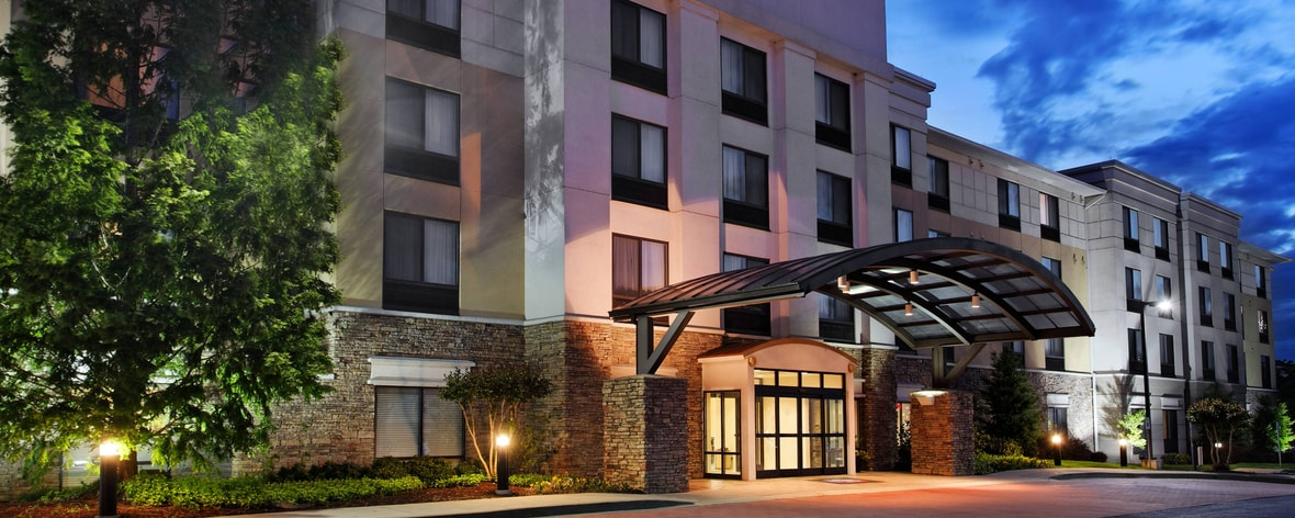 Extended Stay Hotels Knoxville TN | SpringHill Suites Knoxville