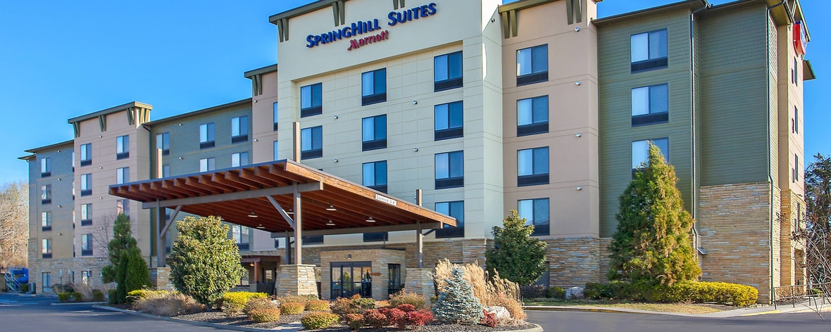 View Photos - Kid-Friendly Hotels In Pigeon Forge, TN SpringHill Suites Pigeon Forge