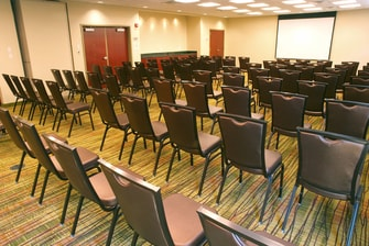 Smoky Mountain meeting space