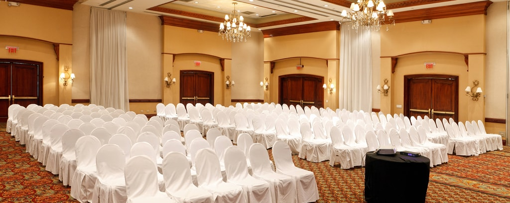 Salón Amazonas - Disposición estilo teatro