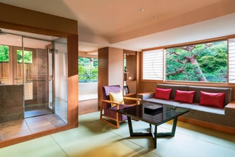 Akatokitsuyu  Executive Suite - Living Room