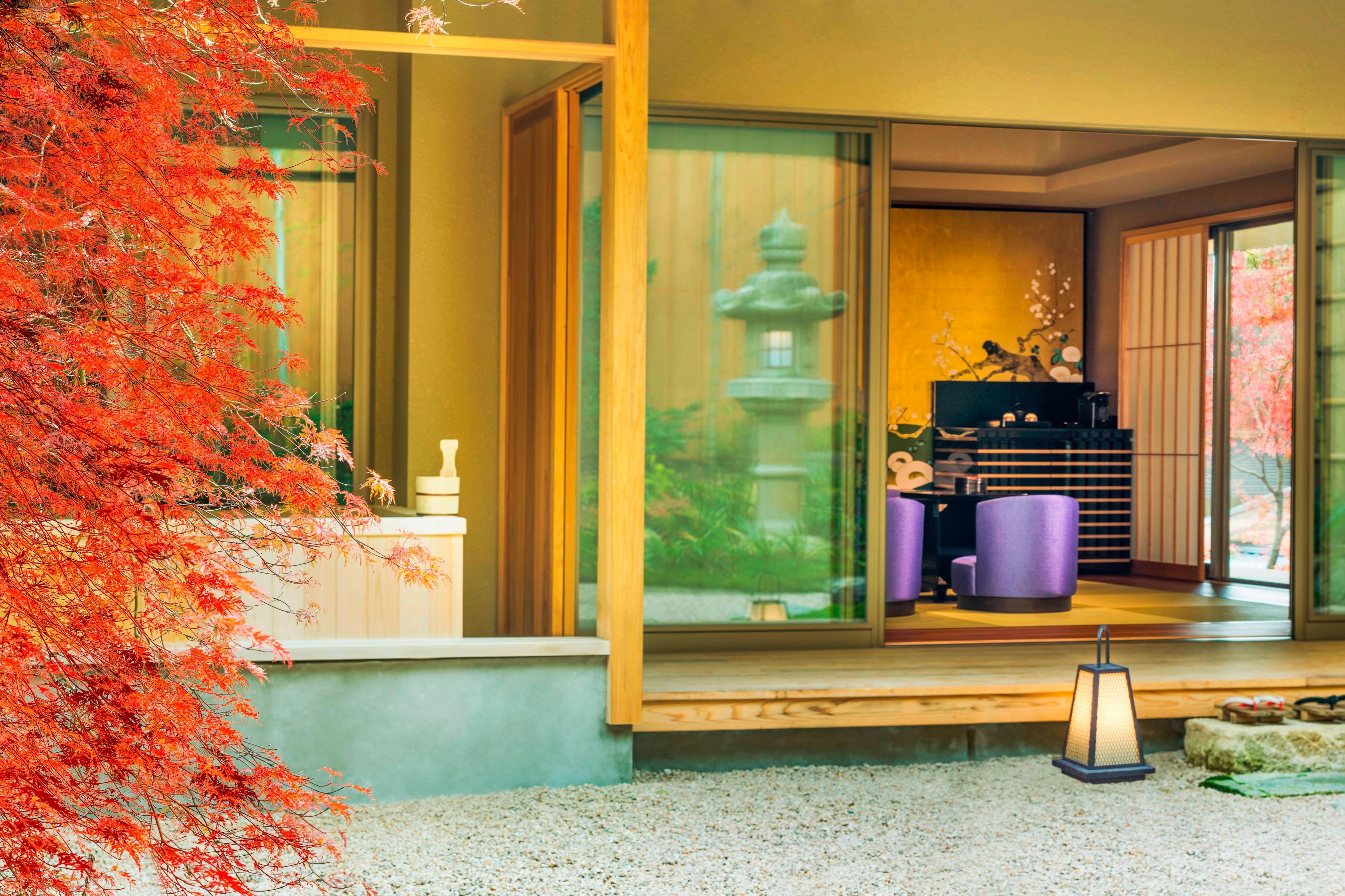 Gyokuto Garden Terrace Suite