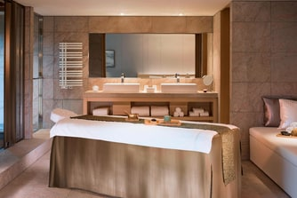 SHIROSUMIRE Private Spa Setup