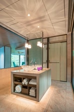 Suiran Presidential Corner Suite - Bathroom