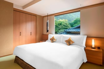 Akatokitsuyu  Executive Suite - Bedroom