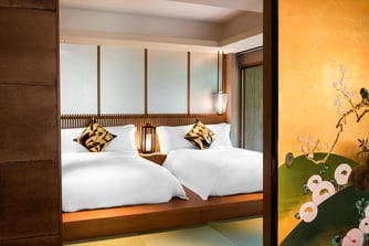 Gyokuto Garden Terrace Suite - Bedroom