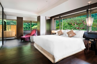 Suiran Presidential Suite - Bedroom