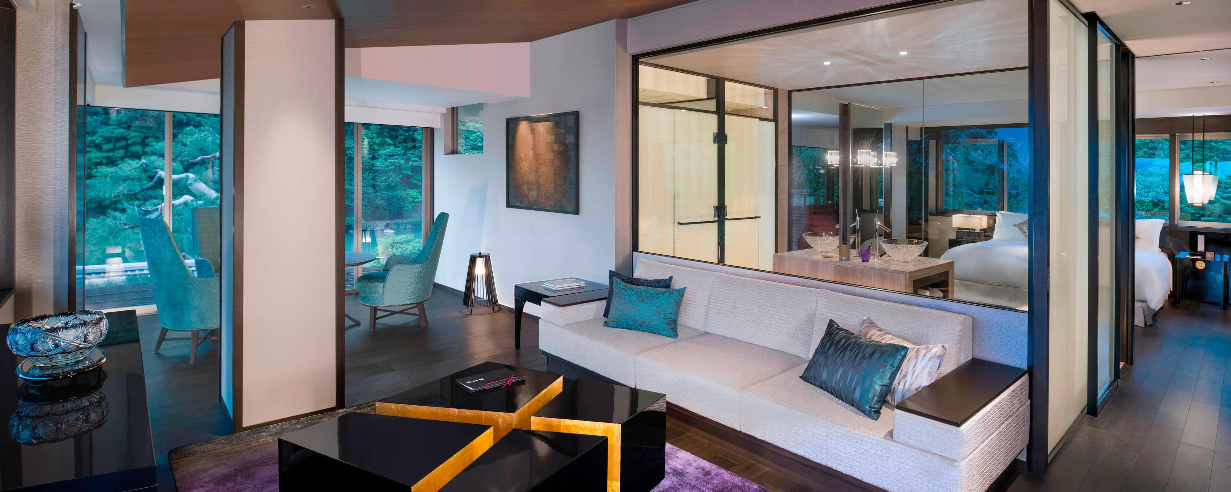 Suiran Presidential Suite - Living Room
