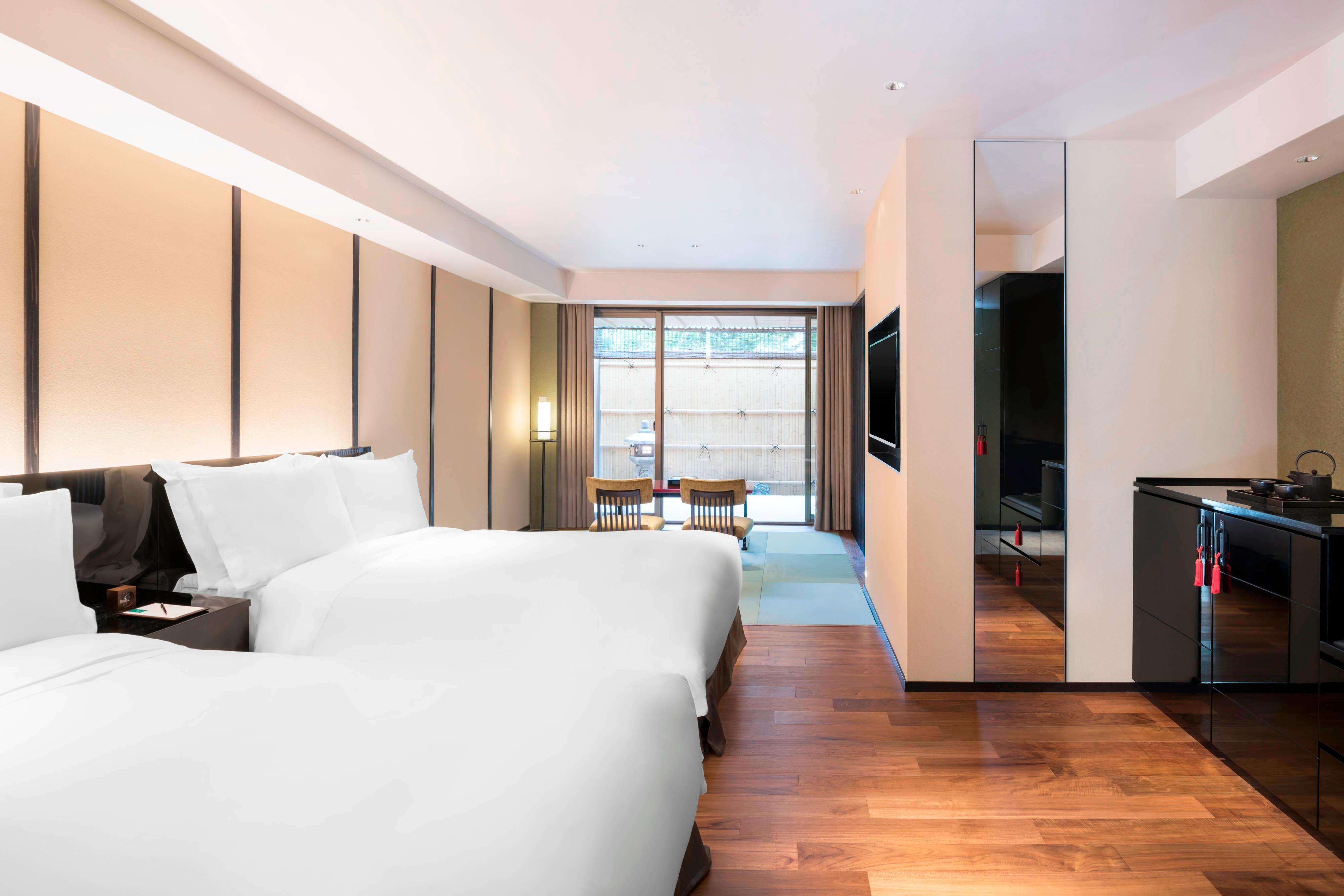 YUZUNOHA Twin Deluxe Guest Room Room