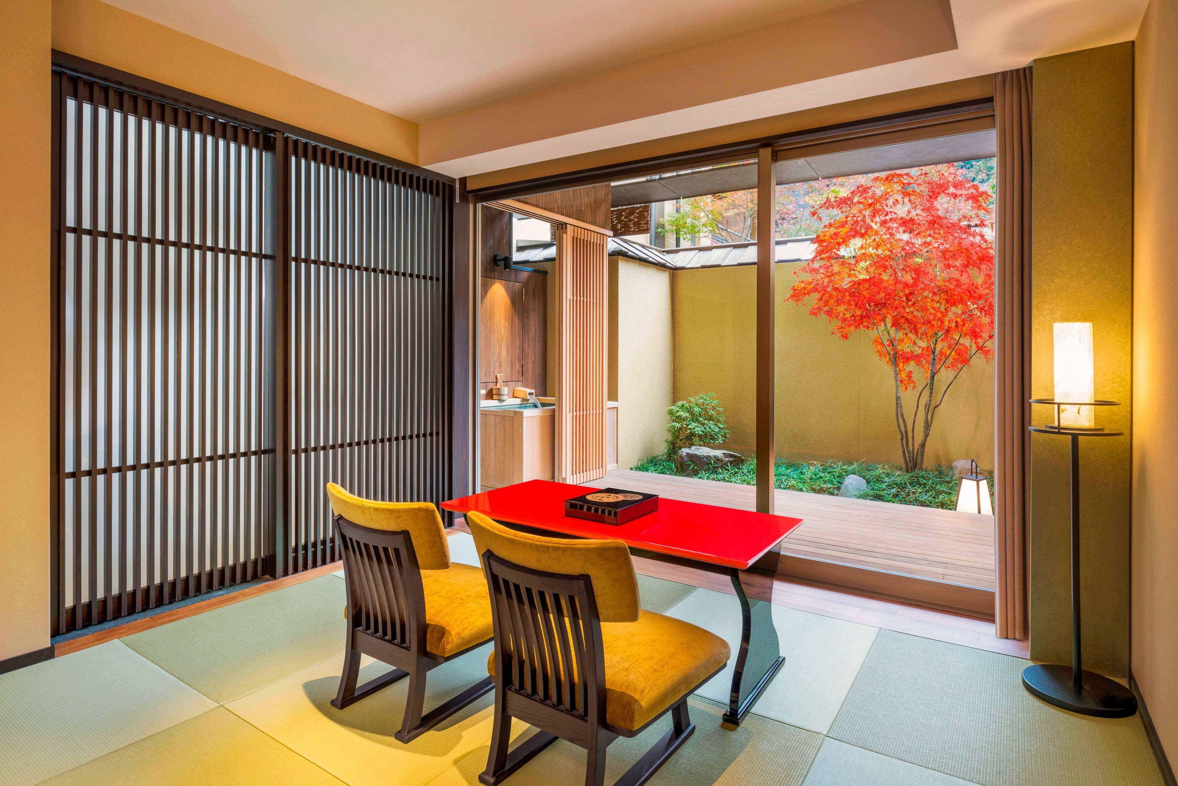 YUZUNOHA Deluxe Guest Room
