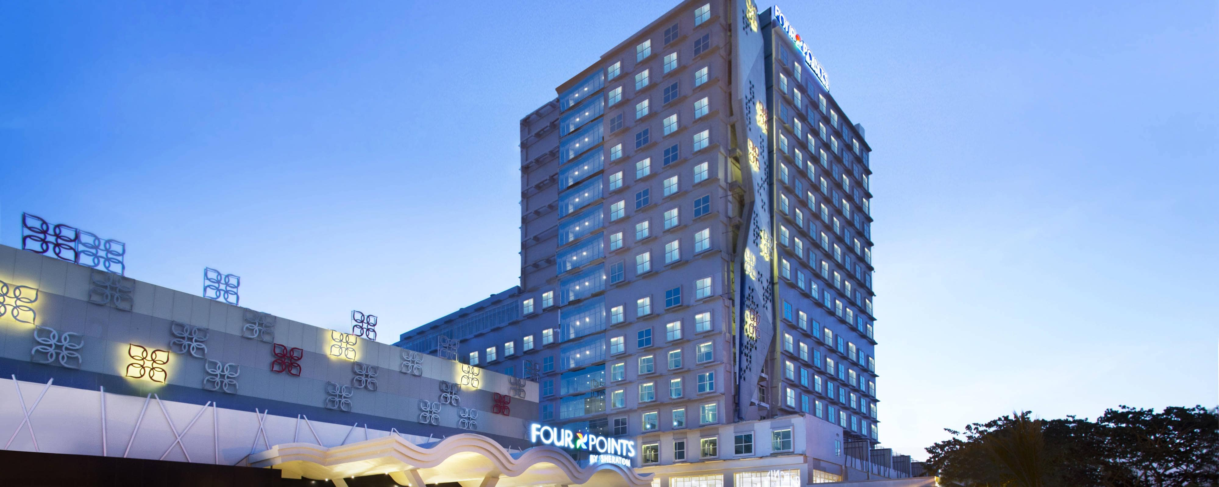 Four Points By Sheraton Makassar Makassar Spg