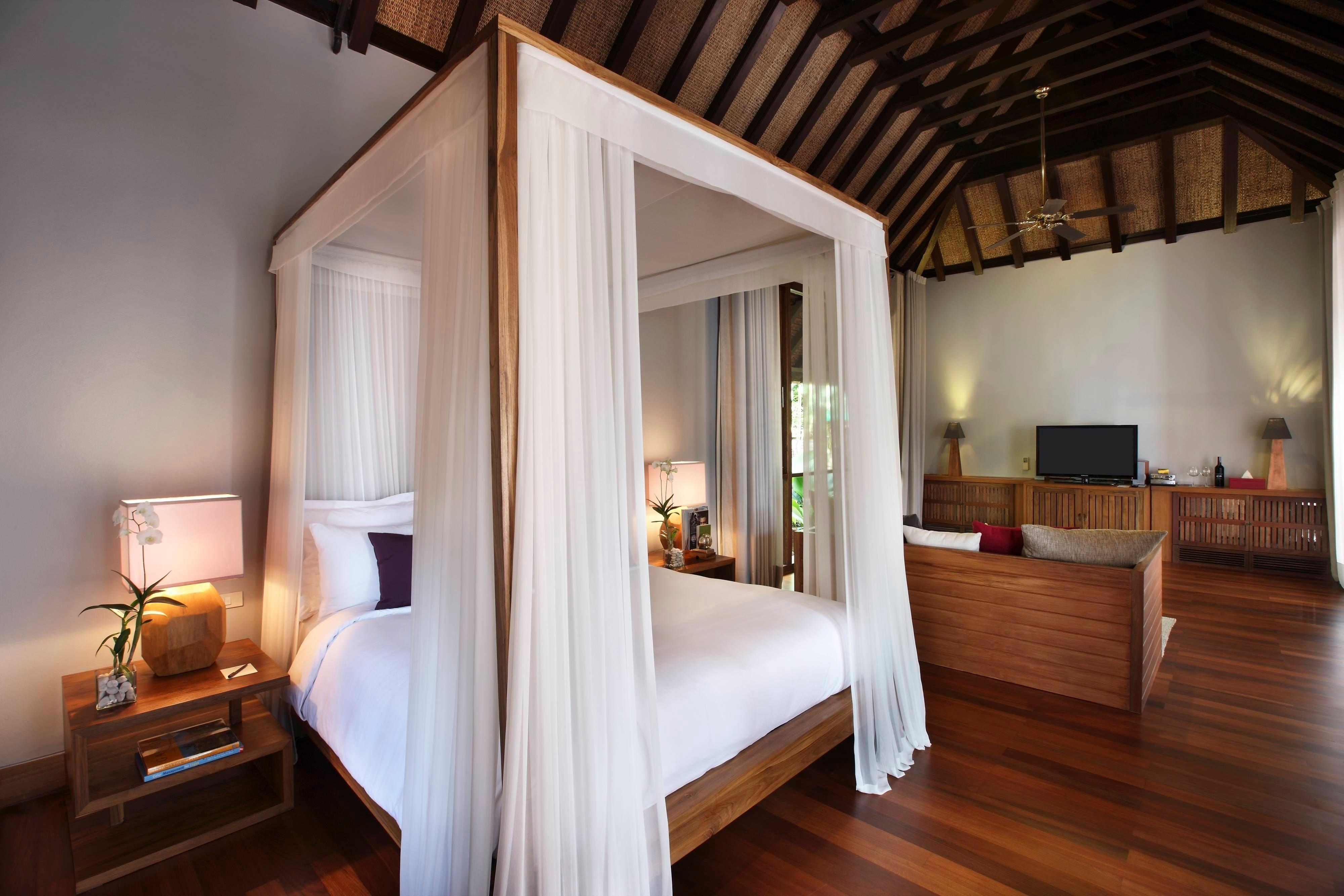 Private Pool Villa - Bedroom