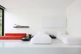 The Bookmark Twin Beds
