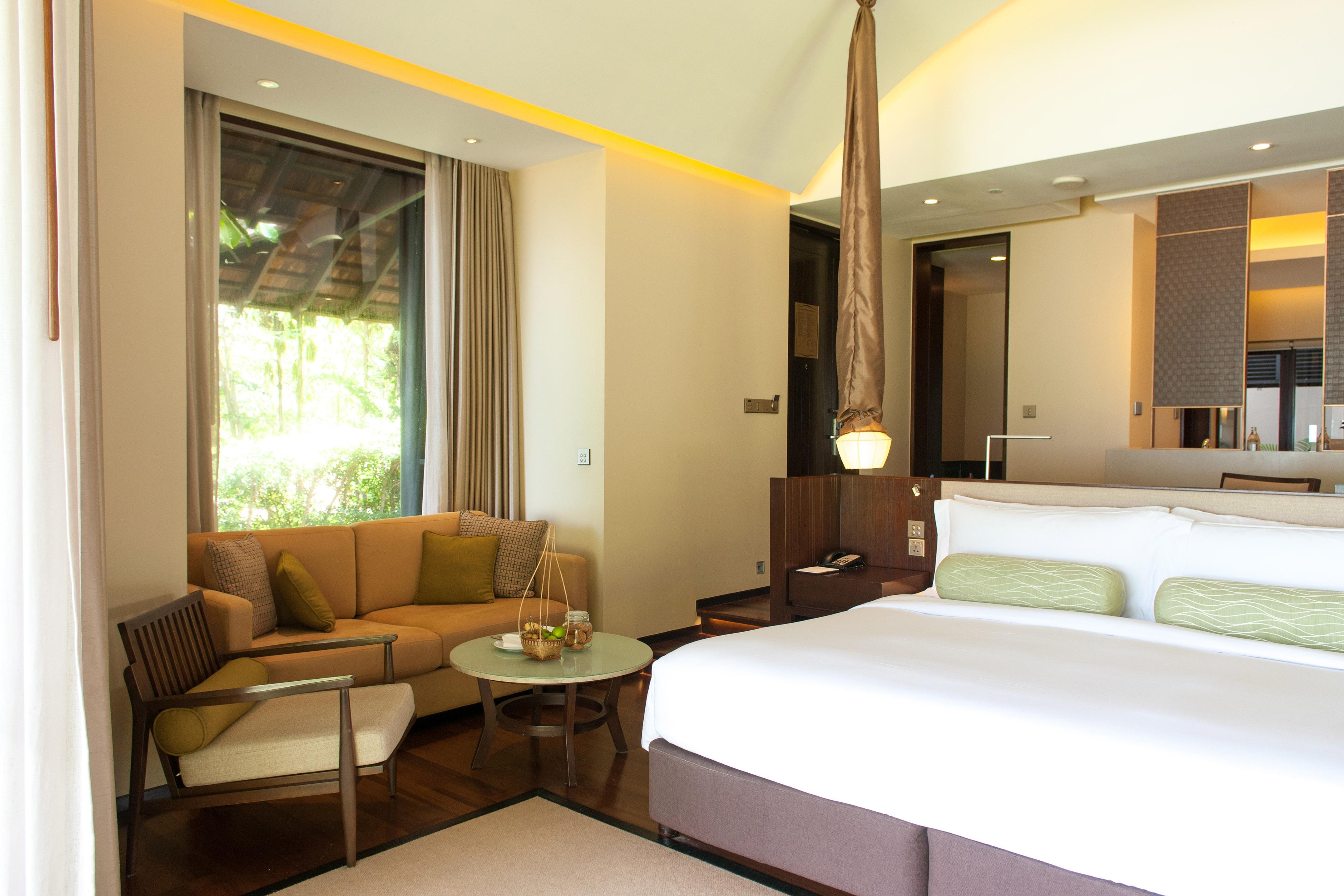 Вилла Tropical с двуспальной кроватью (King) и бассейном