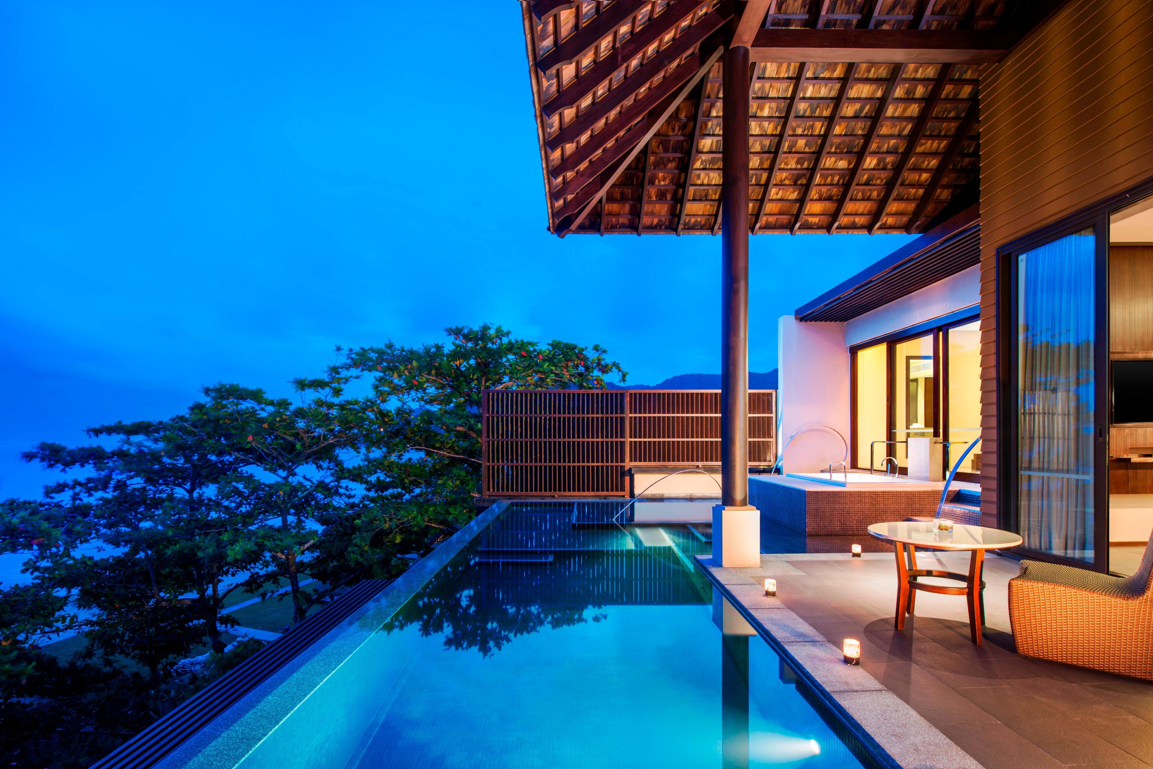 Ocean View Pool Suite - Terrace