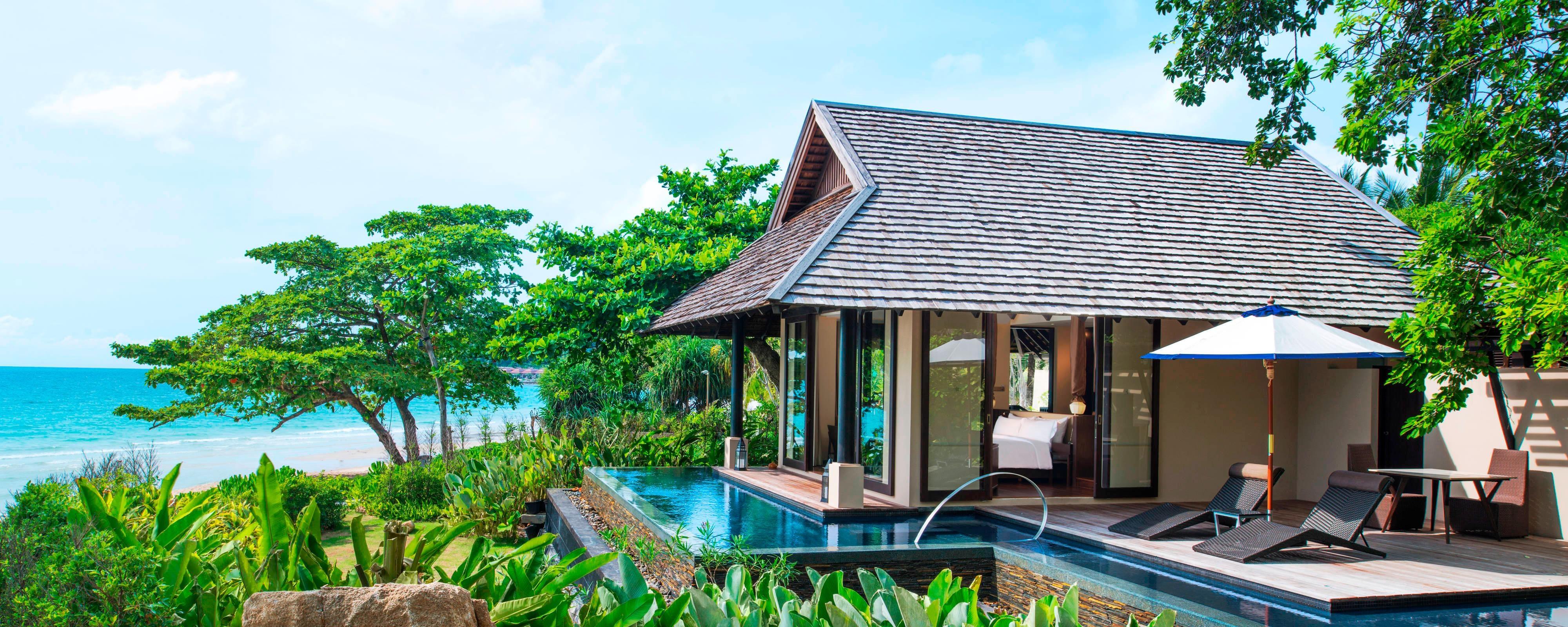 Tropical Pool Villa - Exterior