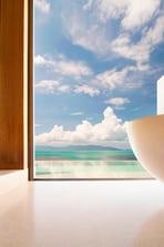 Ocean View Escape - Bathroom