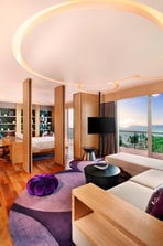 Extreme WOW Ocean Haven - Master Bedroom
