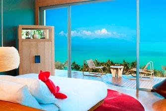 Residence Bedroom - Ocean View