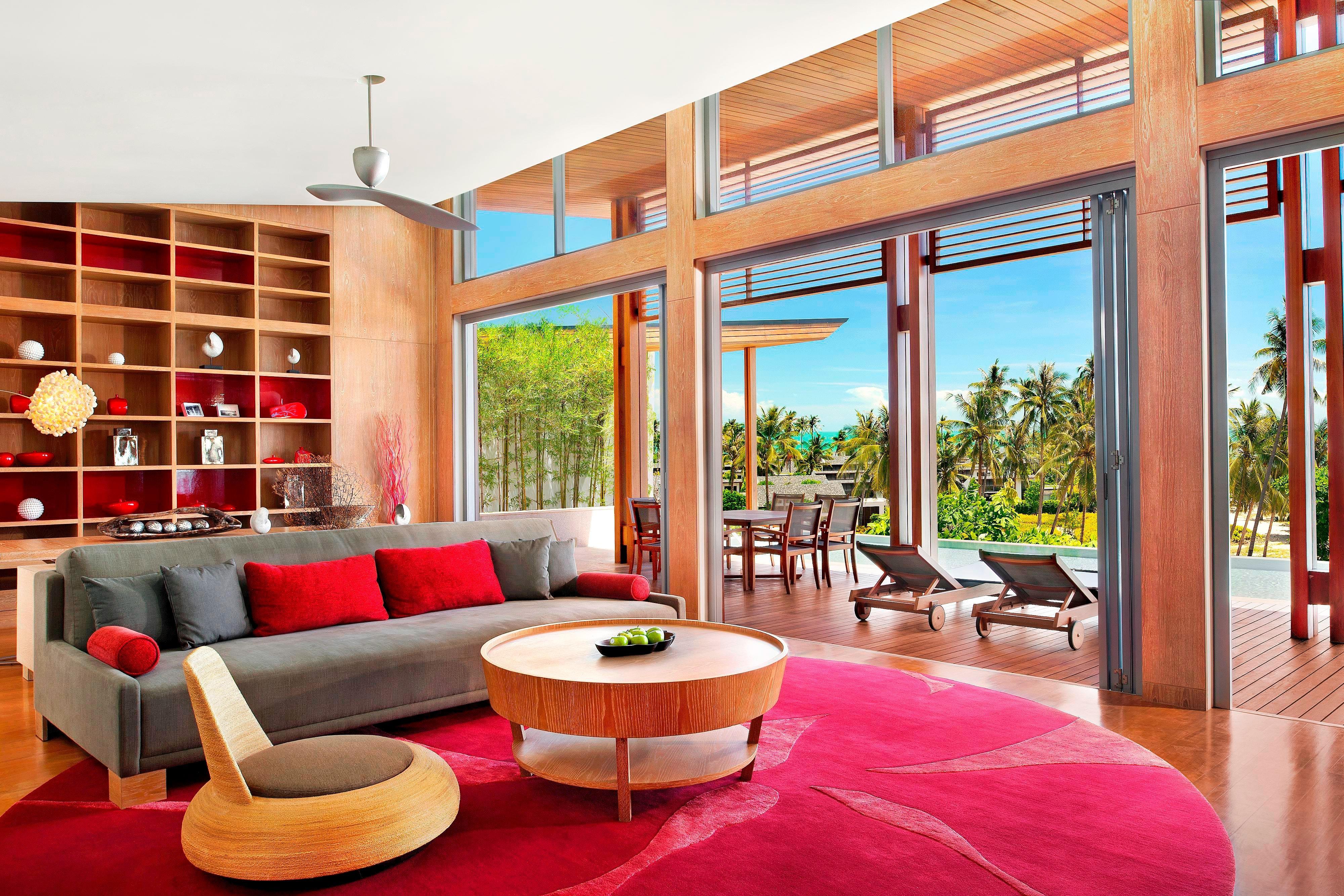 Residence - Living Room