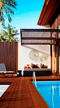 Tropical Oasis - Outside Living