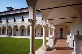 MUSEUM SANTA GIULIA BRESCIA ITALY