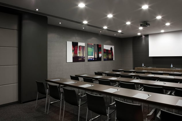 Brescia hotel meeting rooms