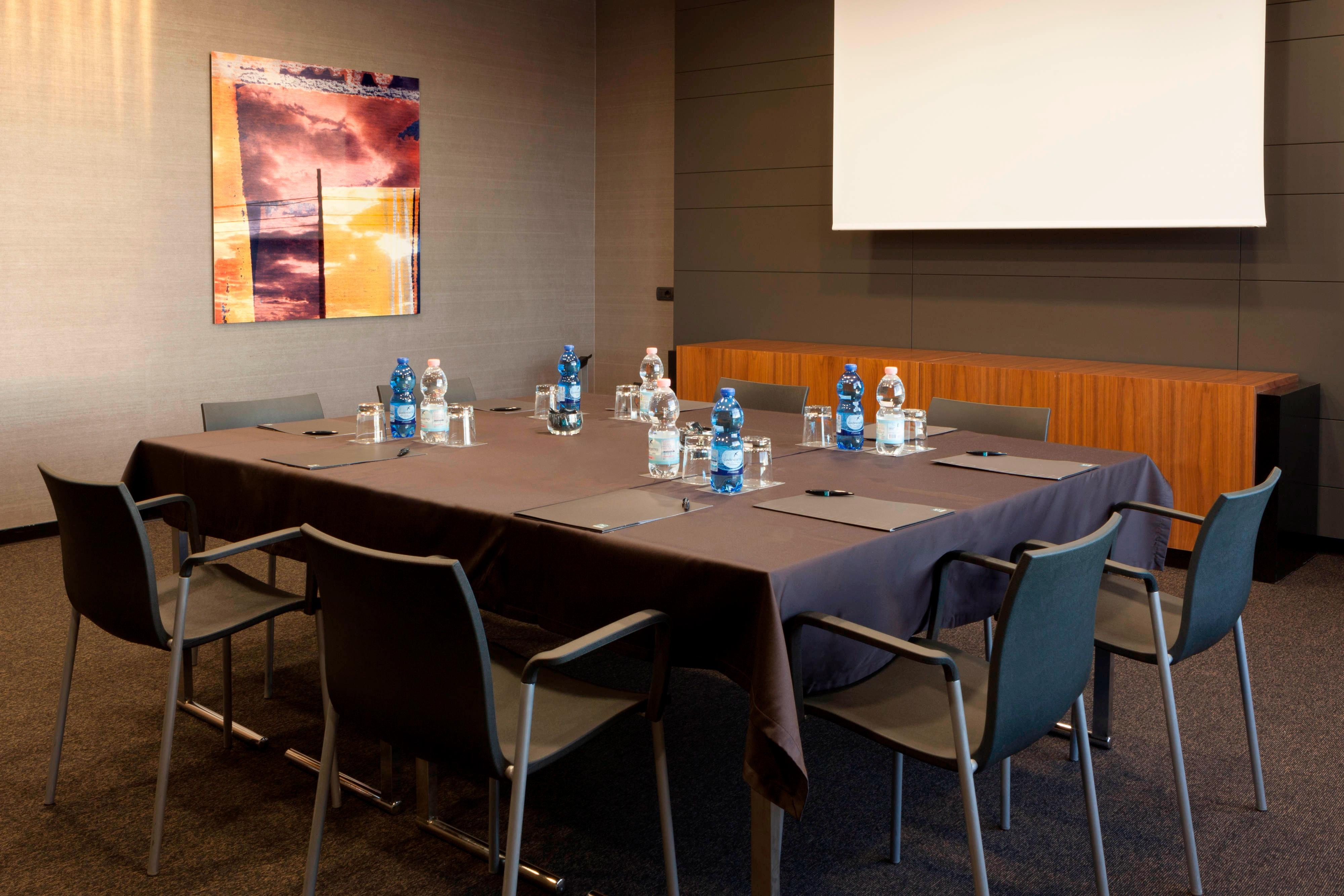 Consejo Meeting Room