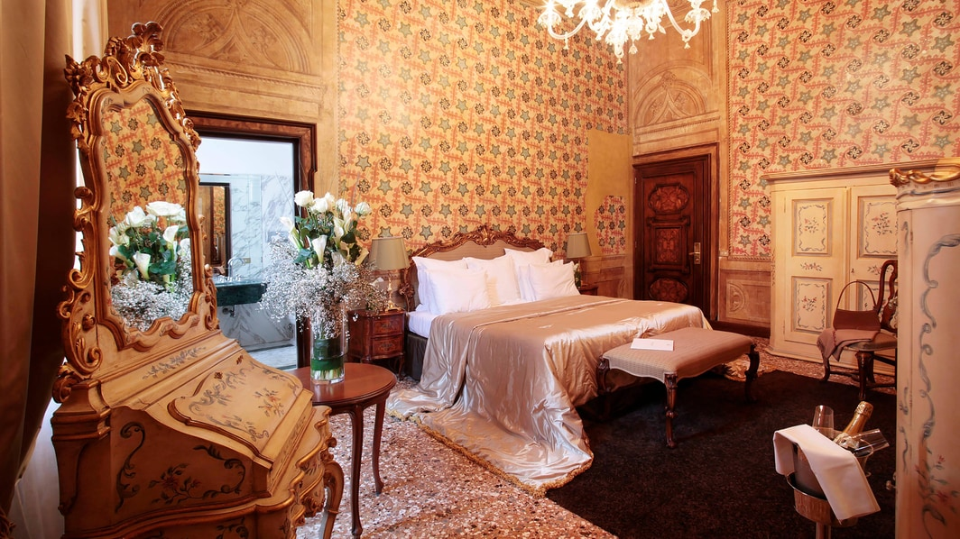 Suite Junior Boscolo Venezia