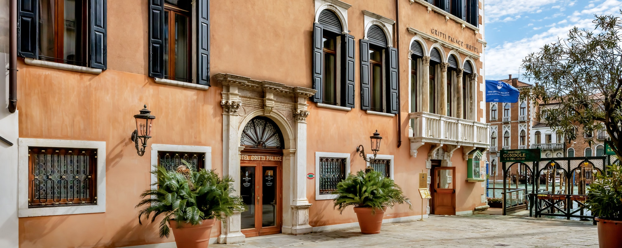 Luxury Hotels Resorts In Venice The Gritti Palace A Luxury