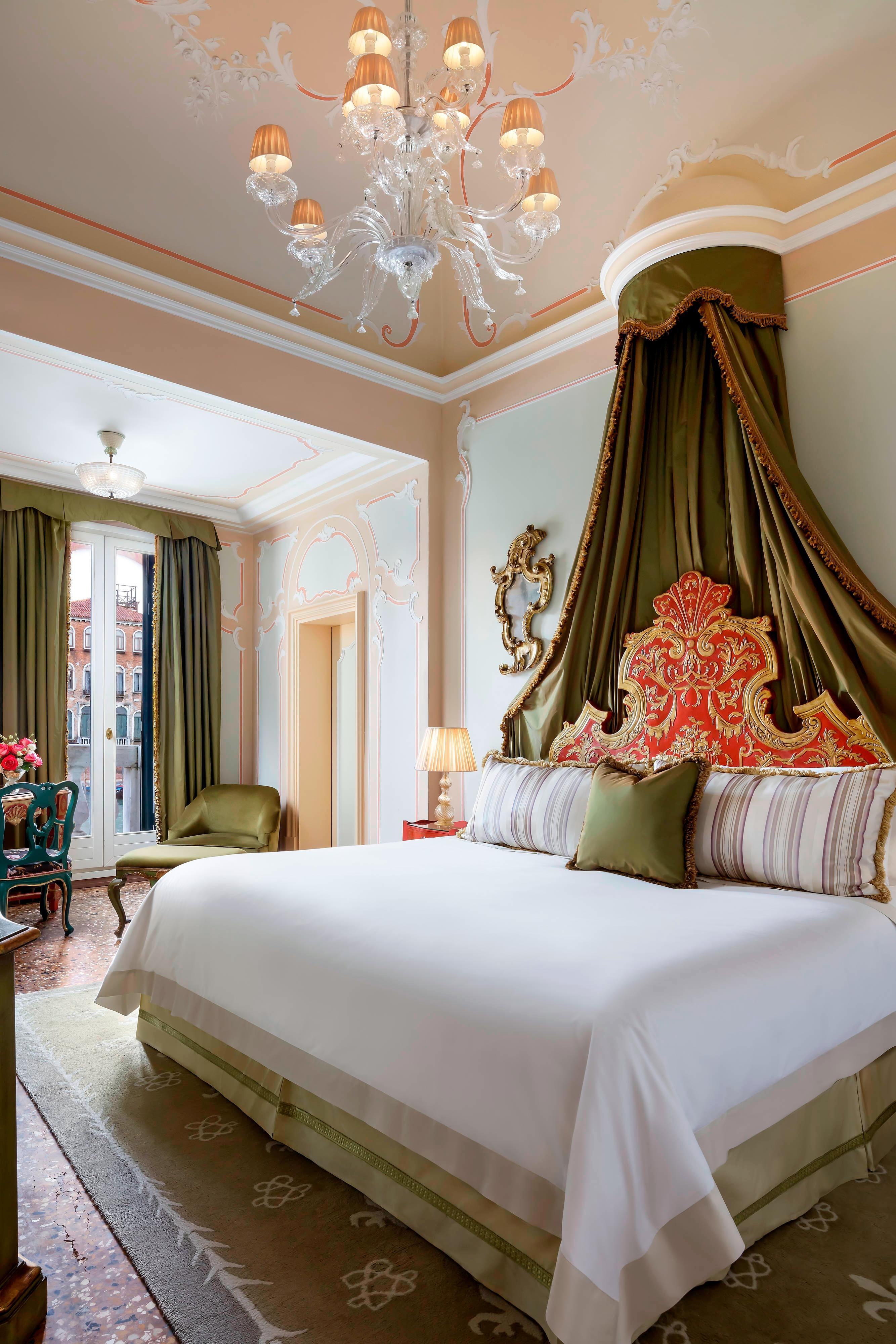 Luxury Hotel Rooms: The Gritti Palace, A Luxury