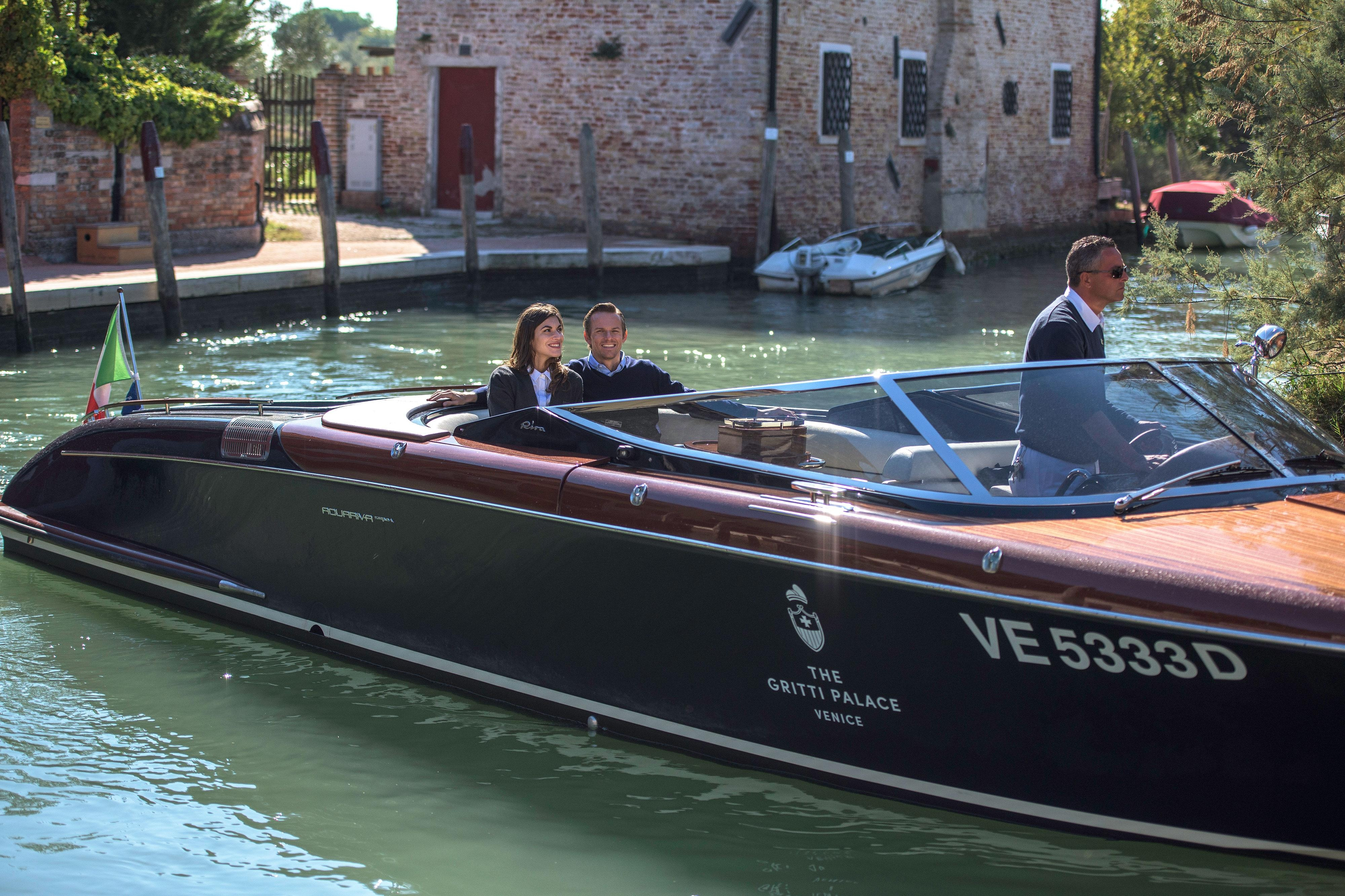 Riva Yacht Experience - Torcello Island