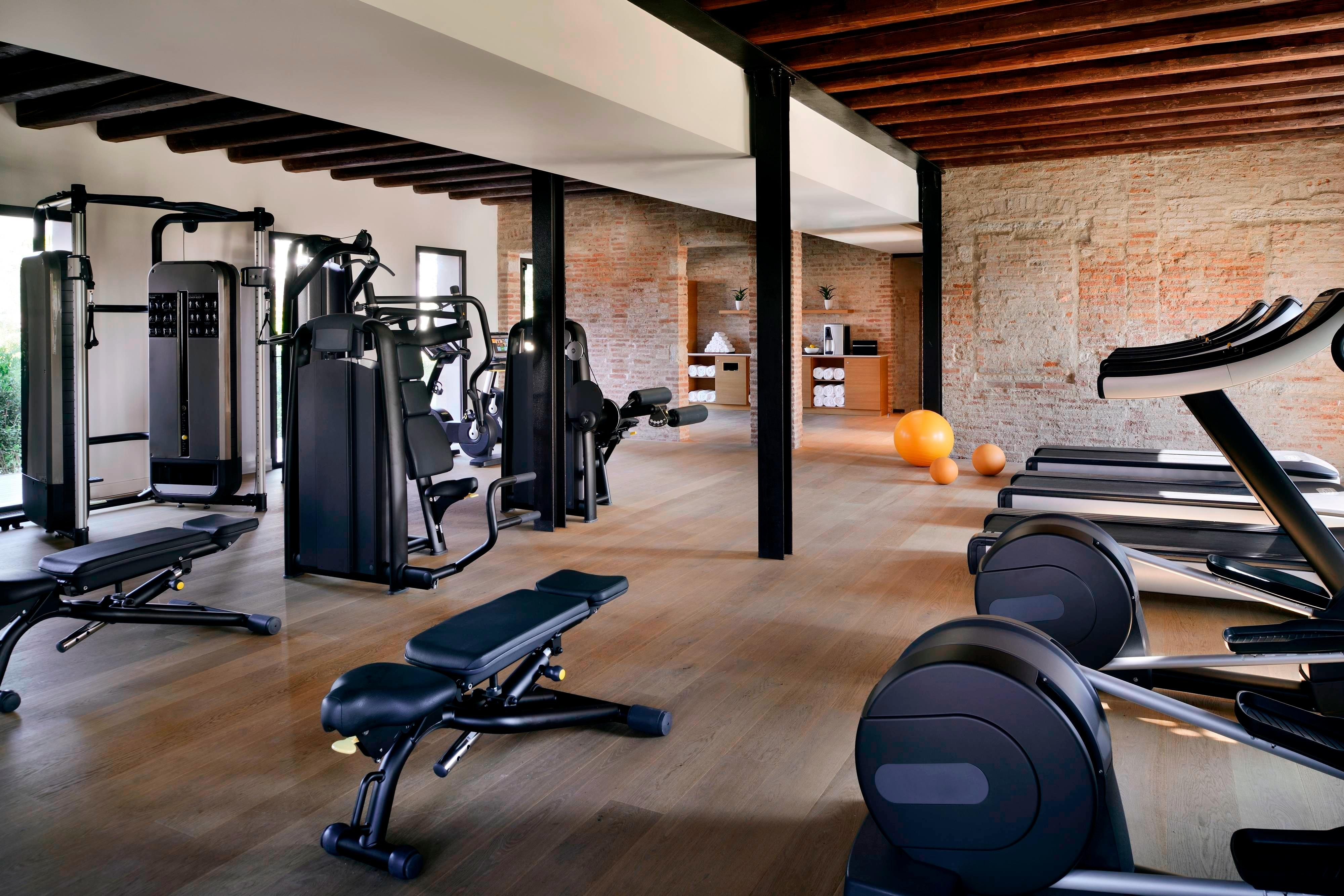 Area fitness in Venice