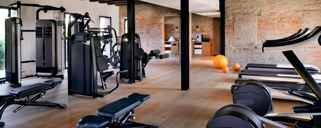 Fitness center in Venice