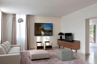 Villa Rose - Sala de estar - Veneza