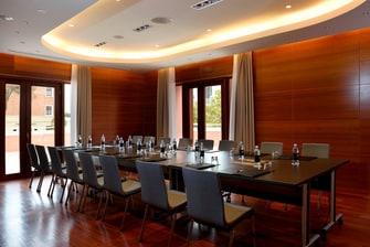 Sala de reuniões em Veneza
