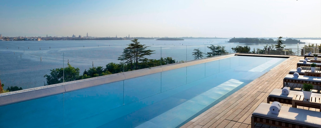Venice Hotel Rooftop Pool