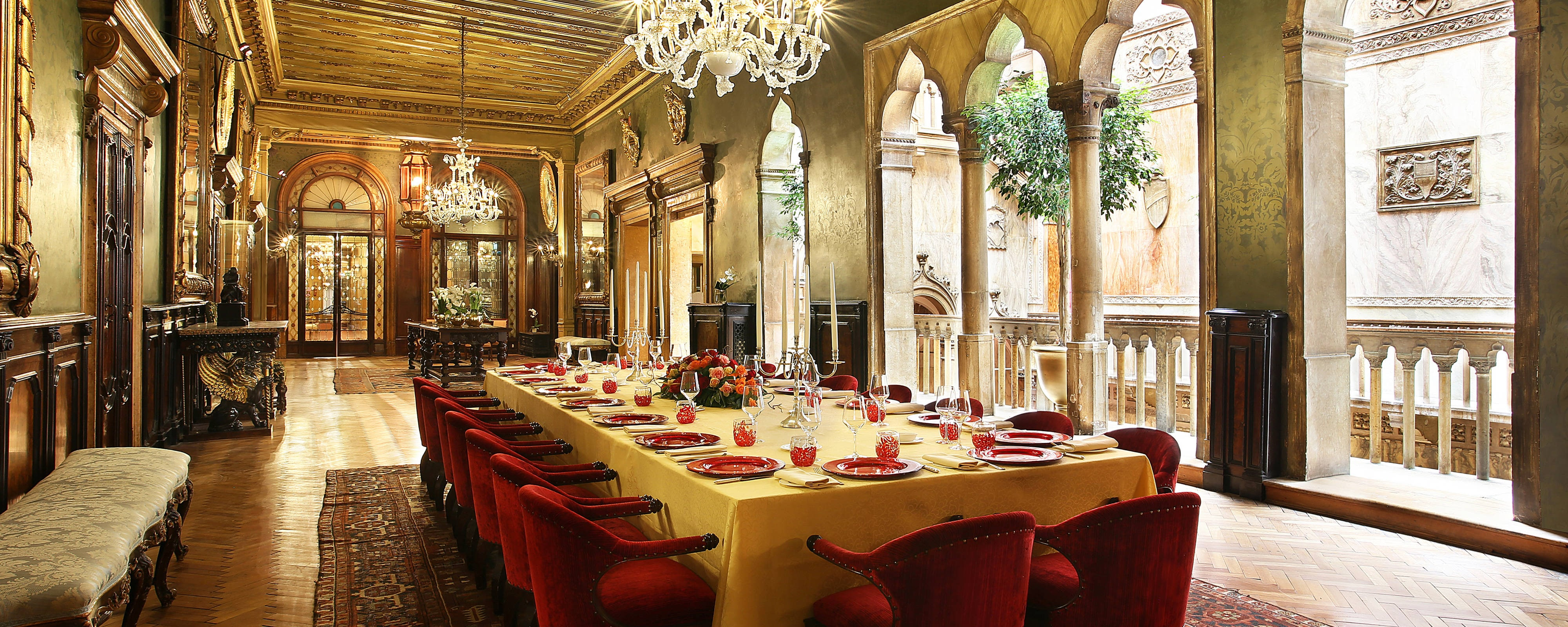 Piano Nobile Banquet