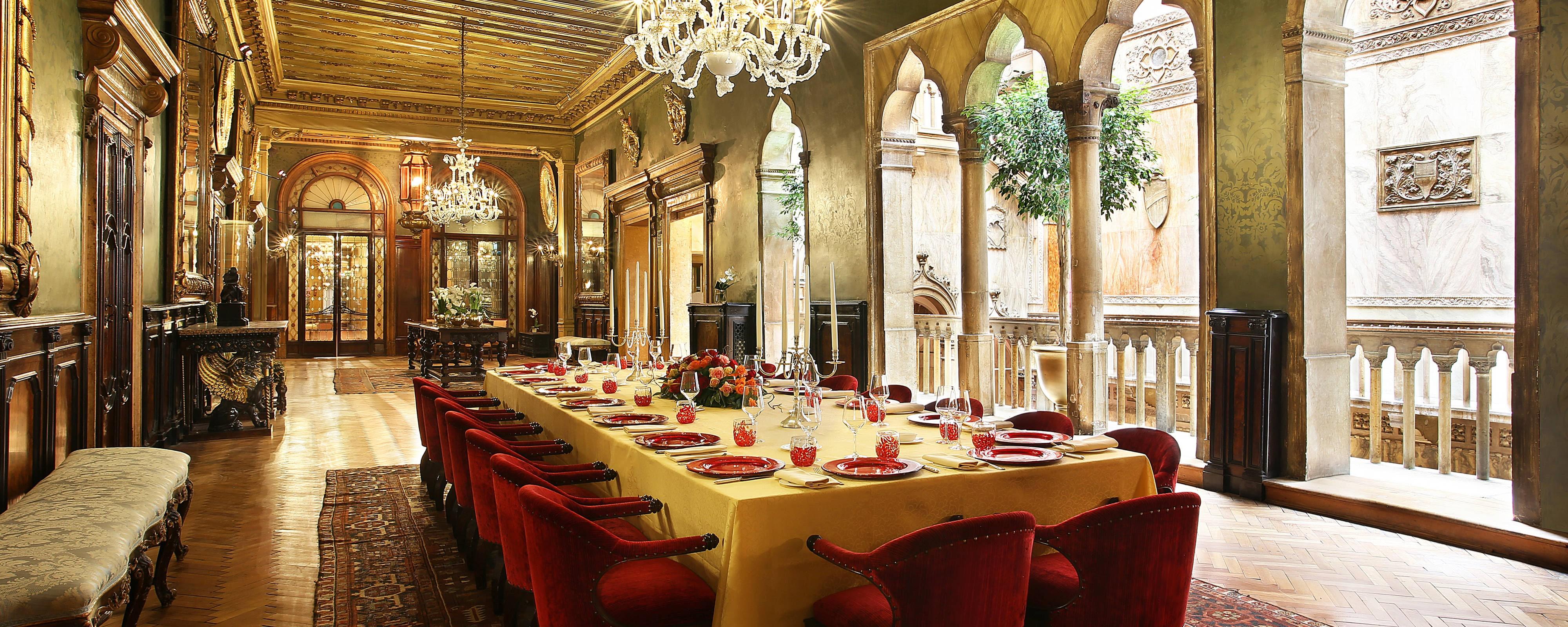 Piano Nobile Banquet