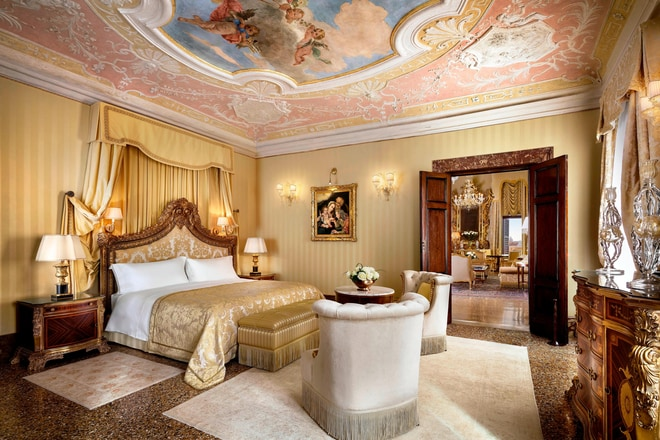 Doge Dandolo Royal Suite - Bedroom