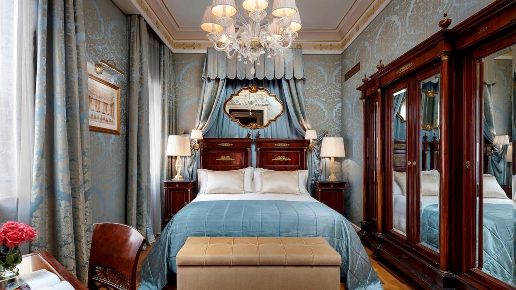 Suite Dandolo - Dormitorio