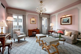 Suite Grand Dandolo - Salone
