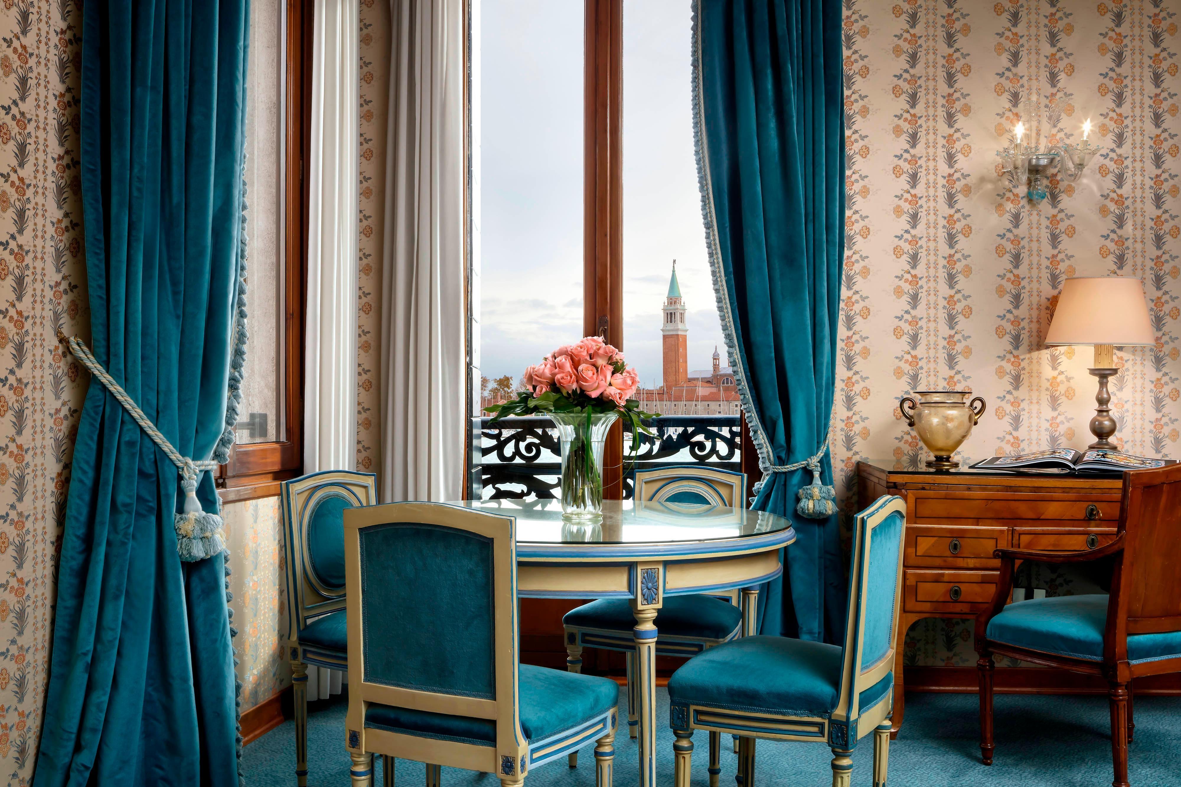 Lagoon View Suite - Living Room Palazzo Casa Nuova