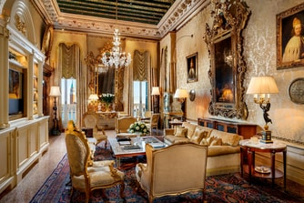 Suite Royal Doge Dandolo - Salone