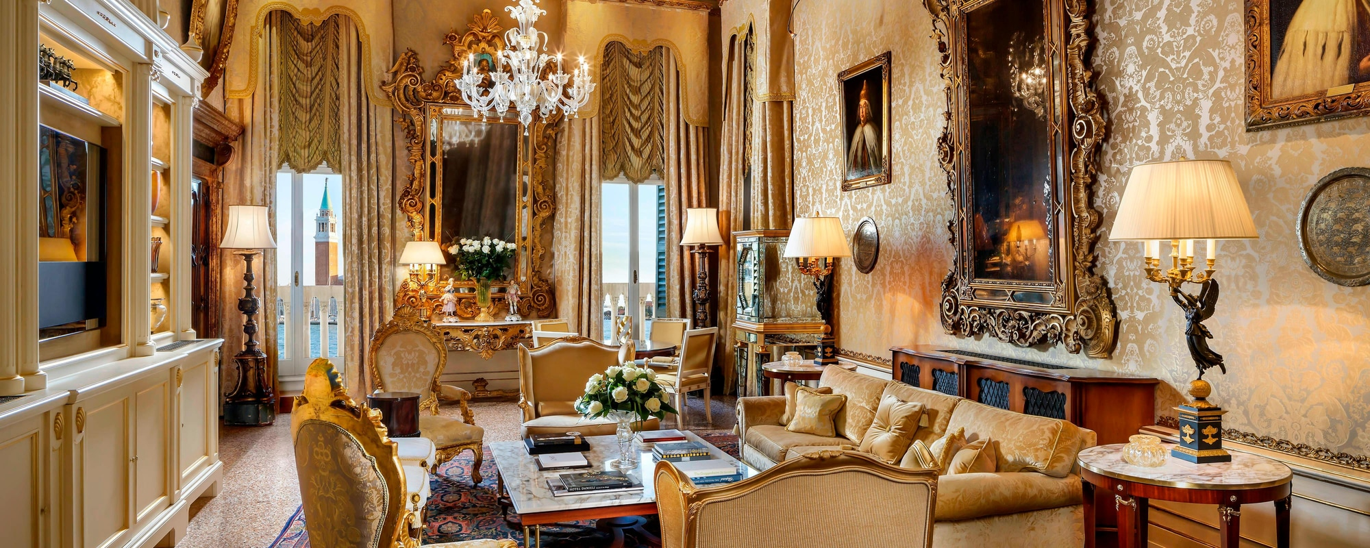 Luxury Hotels Resorts In Venice Hotel Danieli A Luxury