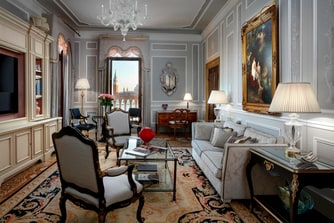 Suite Signature - Salone