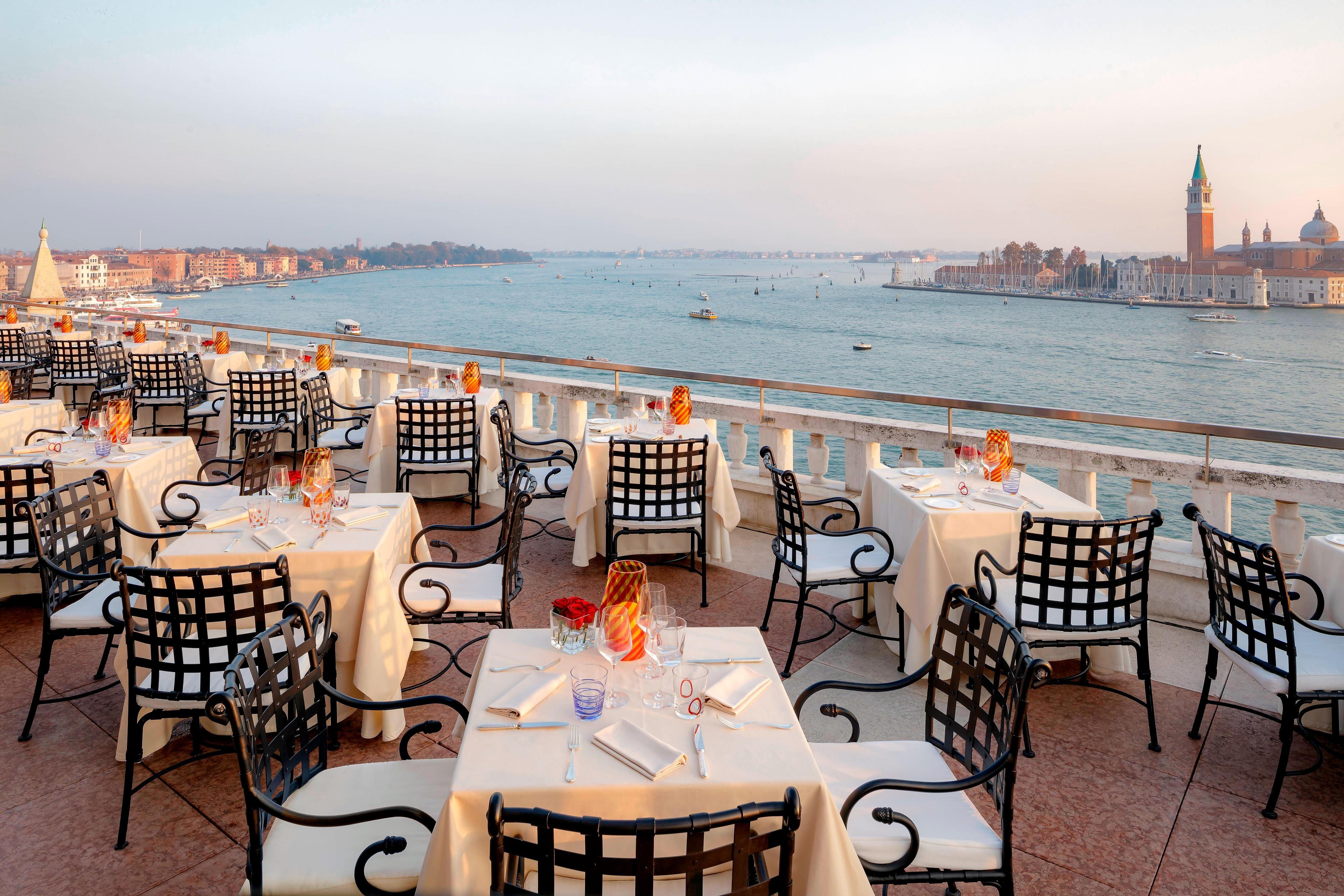 Restaurant Terrazza Danieli