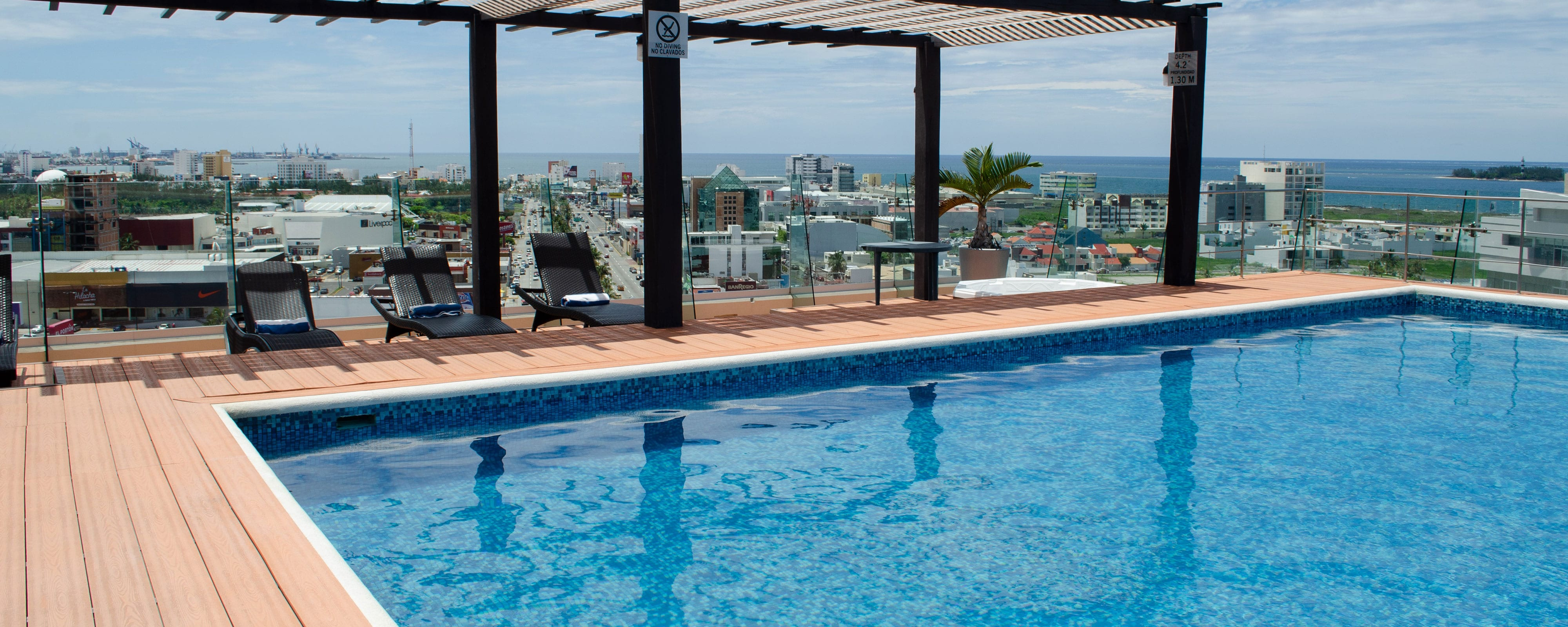 Business Leisure Hotel In Boca Del Río Four Points By