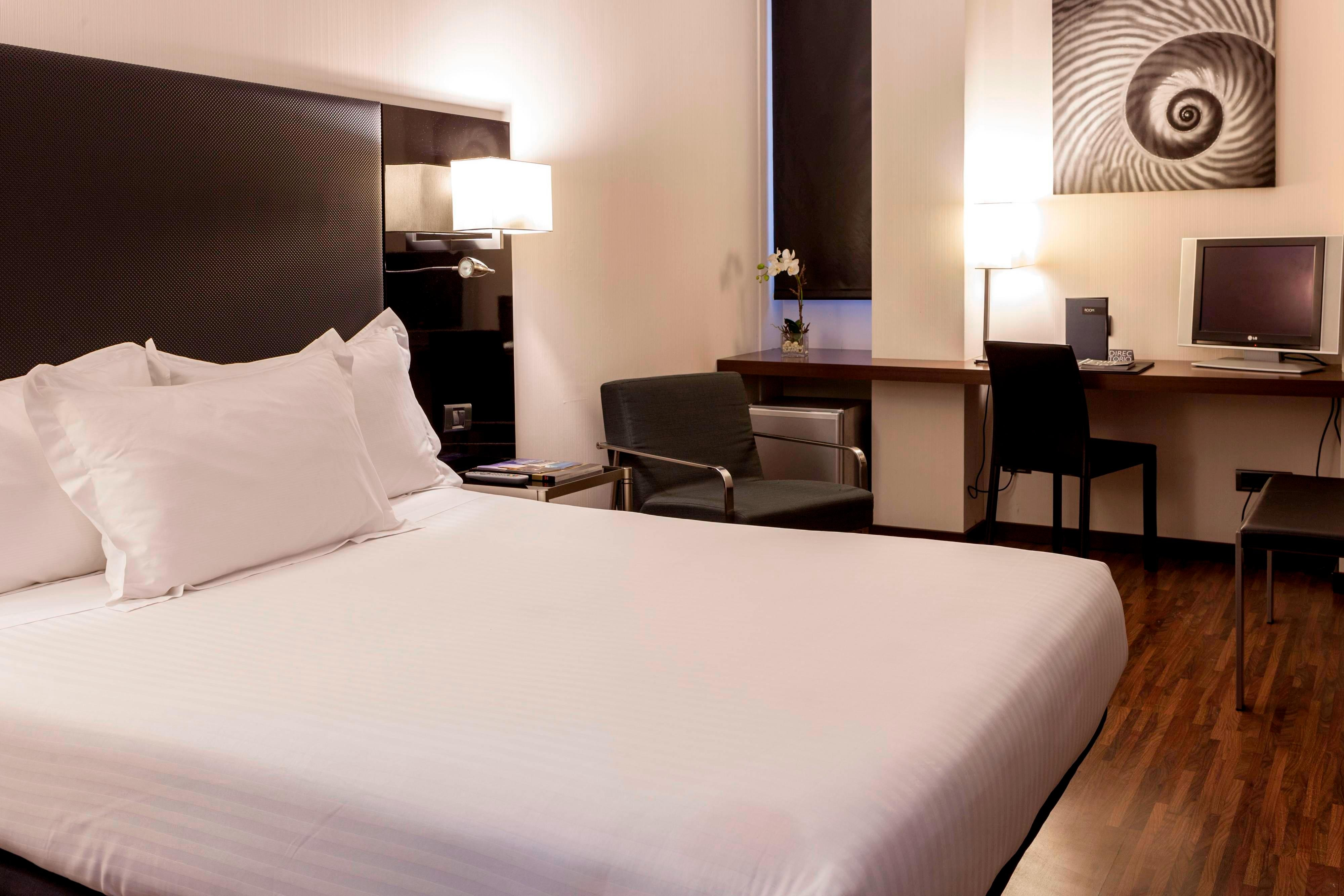 Rooms in Vigo Hotel Universal